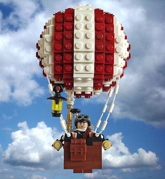 The Great LEGO Balloon Escape (Basic)