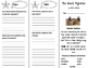 The Great Migration Trifold - ReadyGen 2016 5th Grade Unit