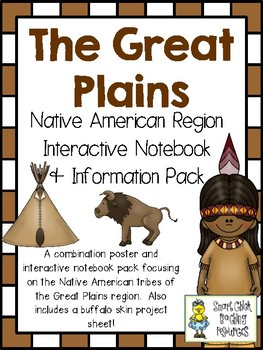 The Great Plains Native Americans ~ Posters, Project Idea,