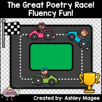The Great Poetry Race Fluency Kit