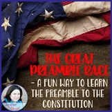 The Great Preamble Race- A Fun Way to Learn the Preamble t