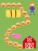 IRLA G POWER WORDS GAME:  The Great Turkey Escape