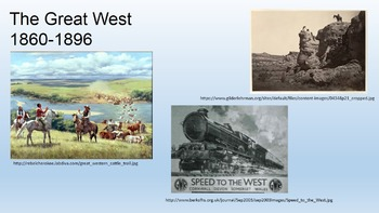 The Great West 1860-1896 Bundle