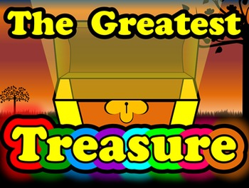 The Greatest Treasure (Clickable Animated Stories)