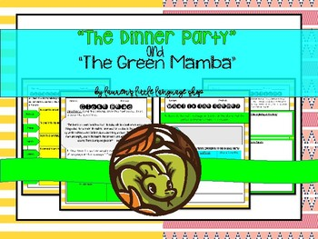 The Green Mamba and The Dinner Party Combo Pack!