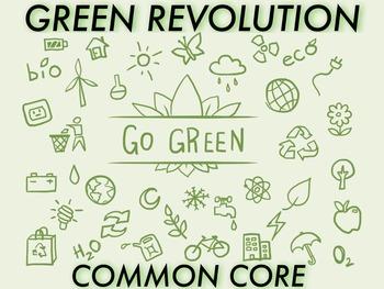 The Green Revolution Common Core