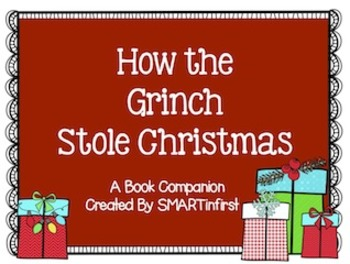 The Grinch Story Companion