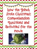 How The Grinch Stole Christmas (Jim Carrey Movie) Question
