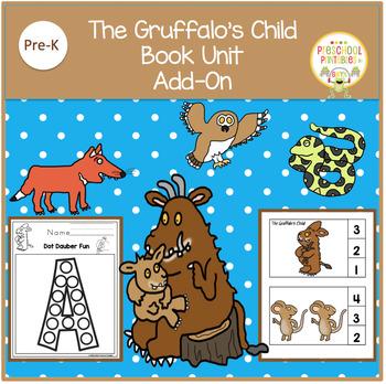 The Gruffalo's Child  Book Unit Add-On
