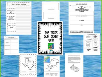The Gulf Coast of Texas Unit