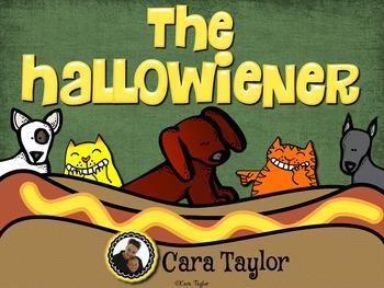 The Hallo-Wiener Book Companion (by Dav Pilkey)