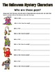 The Halloween Mystery - Sequencing, Comprehension and More!