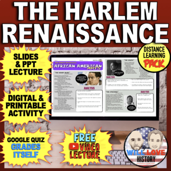 The Harlem Renaissance Bundle