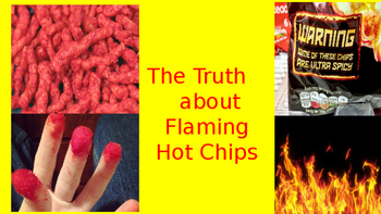 The Harm in Flaming Hot Chips