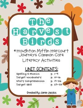The Harvest Birds (Journeys Supplemental Materials)