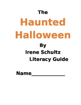 The Haunted Halloween Literacy Guide