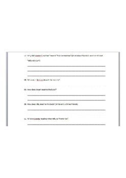 The Help Movie Lesson Materials