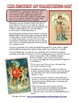 History of Valentine's Day Common Core Reading Worksheet