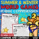 Summer Olympics History Pack (from Ancient Olympics to Modern Olympics)