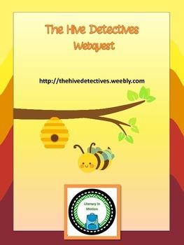 The Hive Detectives Webquest (Bonus Novel Quiz!)