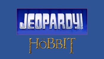 The Hobbit-Jeopardy