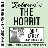The Hobbit Quiz: Chapters 13, 14, 15, 16