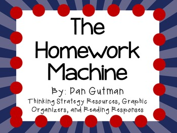 The Homework Machine by Dan Gutman: Character, Plot, Setting