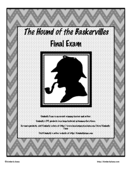 The Hound of the Baskervilles Final Exam Test