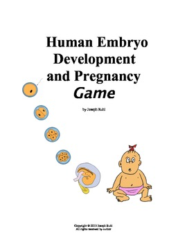 The Human Embryo Development and Pregnancy Board Game