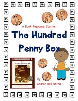 The Hundred Penny Box Book Response Journal