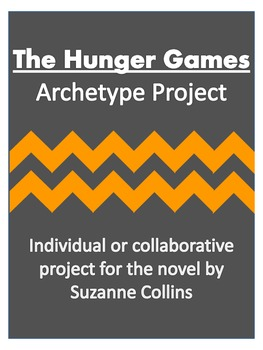 """""""The Hunger Games"""" Archetype Project"""