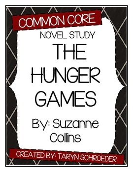 The Hunger Games - Novel Study