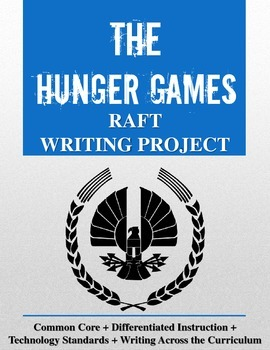 The Hunger Games RAFT Writing Project