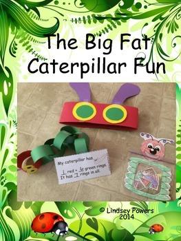 Big Fat Caterpillar Fun