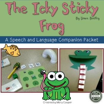 """""""The Icky Sticky Frog"""" Book Companion"""