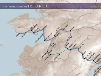 U.S. History- The Iditarod- All about the Last Great Race