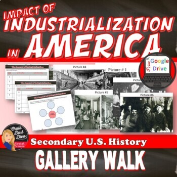 The Impact of the Industrialization Gallery Walk Activity