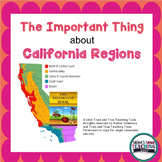 The Important Thing About California Regions