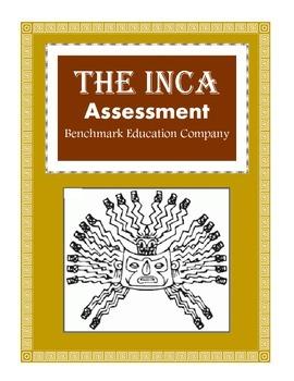 Ancient Civilizations - The Inca / Assessment / Benchmark