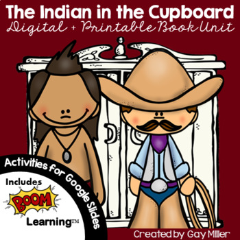 The Indian in the Cupboard Book Unit