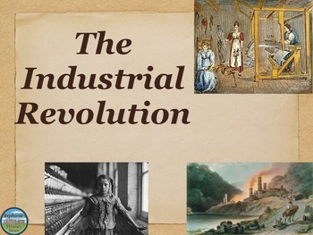 The Industrial Revolution Power Point