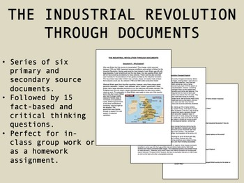 The Industrial Revolution Through Documents - Global/World