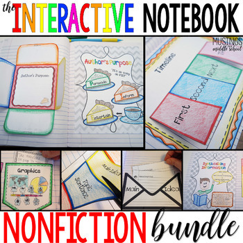 The Interactive Notebook - Informational Text