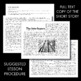Interlopers, Saki short story, 45-min. lesson, lit. analys