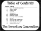 The Invention Convention 5th Grade Harcourt Storytown Lesson 20