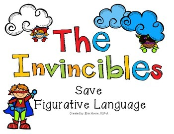 The Invincibles Save Figurative Language