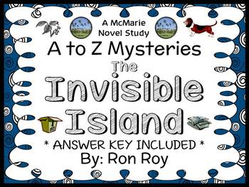 The Invisible Island : A to Z Mysteries (Ron Roy) Novel St