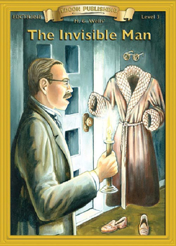 The Invisible Man RL3-4 Adapted and Abridged Novel