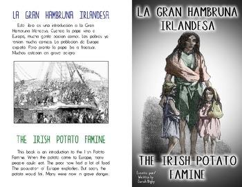 Irish Potato Famine/Gran Hambruna Irlandesa –Double-sided
