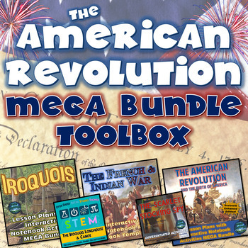 The Iroquois, American Revolution, and French & Indian War